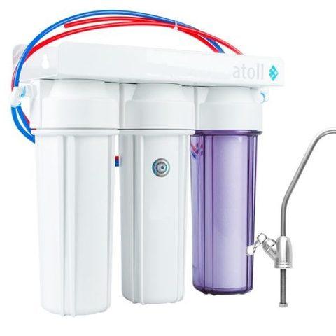 Проточный питьевой фильтр atoll D-31sh STD