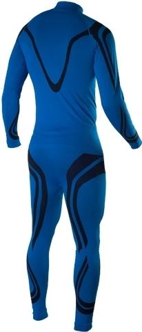 Лыжный гоночный комбинезон Noname Dragos (680082) синий фото