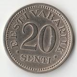 1935 год 20 сенти P1087