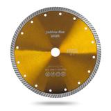 Алмазный турбо диск Messer Yellow Line Granite. Диаметр 230 мм.