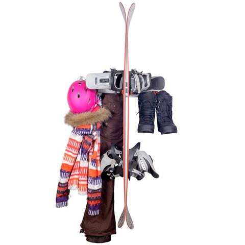 Двойной кронштейн для сноуборда  — крепление на рейлинг, Esse GLSB