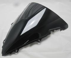 Ветровое стекло для мотоцикла Yamaha YZF-R6 03-05 DoubleBubble Черное