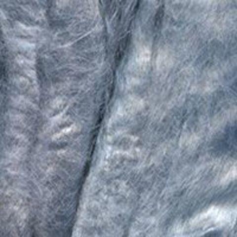 Вискоза для валяния (Троицкая) цвет светло-серый 258