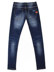 BH011 джинсы мужские, синие