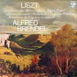 Franz Liszt, Alfred Brendel / Variations On Weinen, Klagen, Sorgen, Zagen, Pensees Des Morts, Fantasy And Fugue On B-A-C-H, Benediction De Dieu Dans La Solitude (LP)