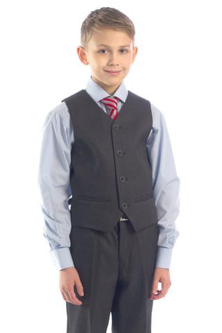 Комплект для мальчика с жилетом