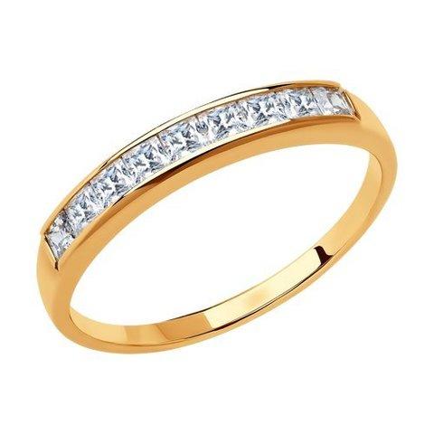 018436 - Кольцо из золота
