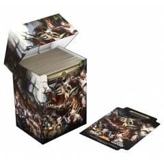 Коробочка Ultimate Guard Warhammer Age of Sigmar: Order vs. Death (80+ карт)