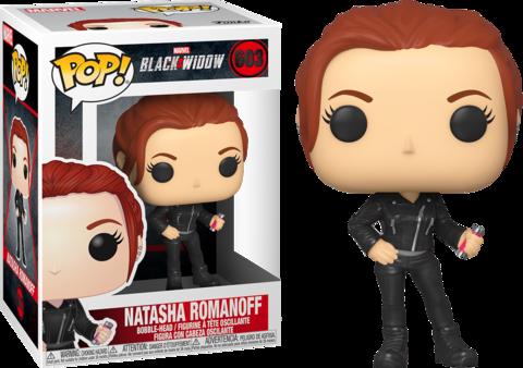 Фигурка Funko Pop! Marvel: Black Widow - Natasha Romanoff