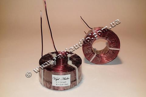 Катушка индуктивности Vajd Audio  1.4 mH* 0.45  Оhm* 1.4 mm