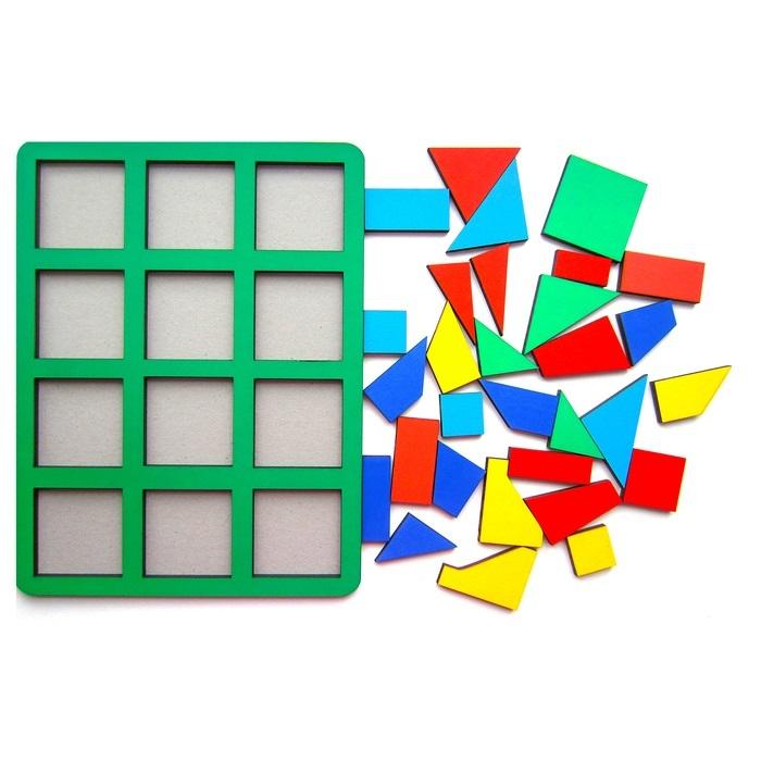 Сложи квадрат