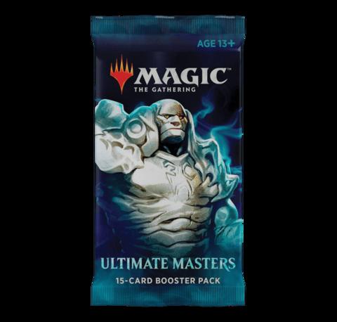MTG: Ultimate Masters Booster RU