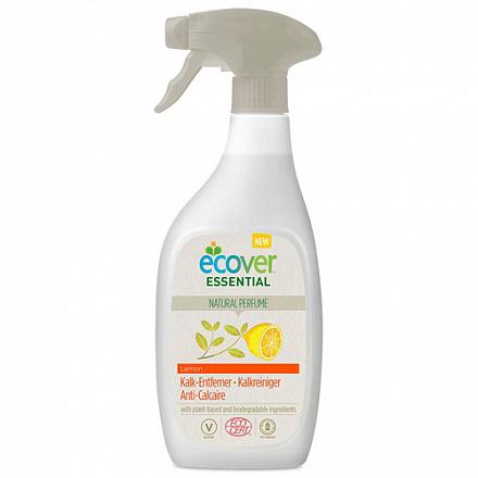 Спрей для известковых отложений Лимон Ecover Essential (ECOCERT) 500 мл