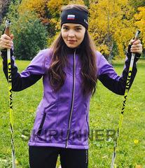 Женская тёплая лыжная куртка Nordski Premium Violet 2018
