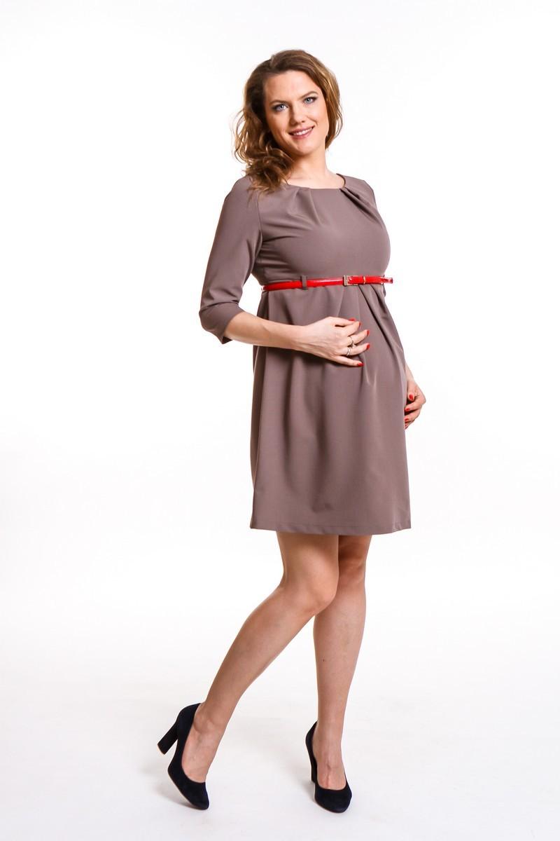 Платье 08292 капучино