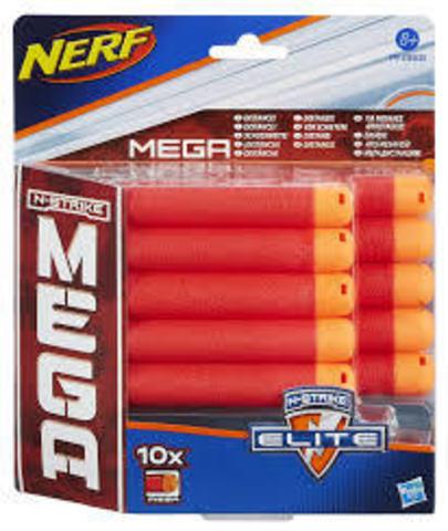Mega Elite Centurion x10 refill pack