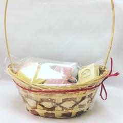 Подарочный набор корзинка средняя Ностальжи
