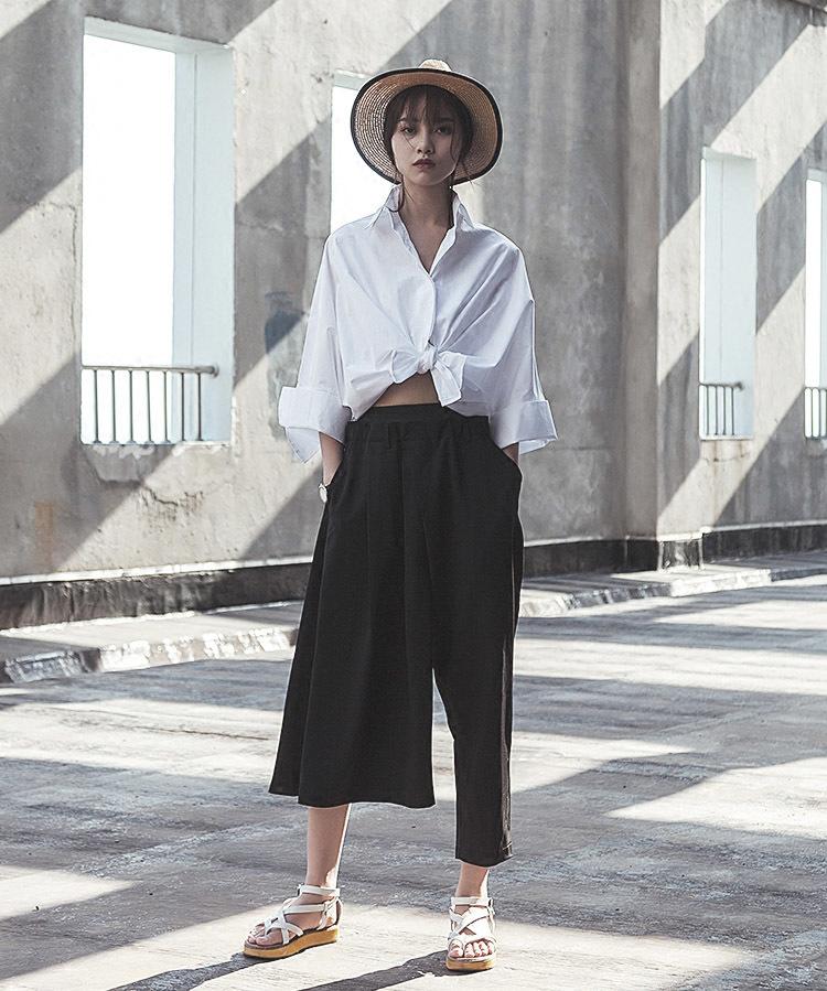 женские дизайнерские брюки
