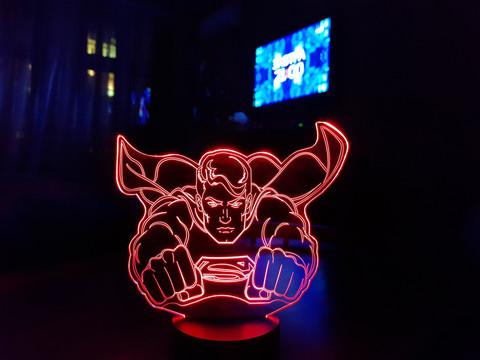 Светильник Супермен