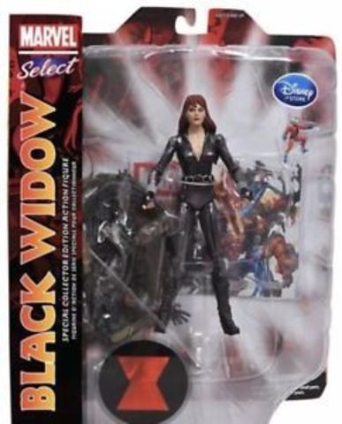 Marvel Select Black Widow 57.50 руб.