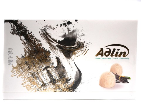 Царская пишмание со вкусом ванили в подарочной упаковке, Adlin, 350 г