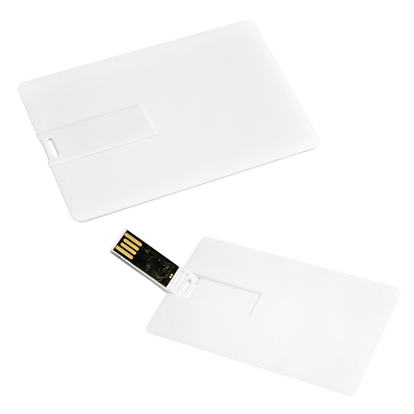 usb-флешка карточка double без нанесения