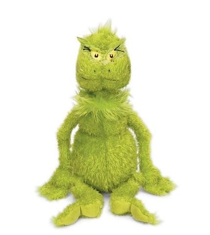 Как Гринч украл Рождество плюшевая игрушка Гринч