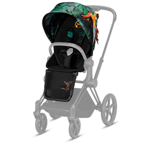 Cybex Priam III Seat Pack Birds of Paradise