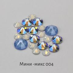 Стразы Swarovski для ногтей, Мини-микс №4 Цунам...