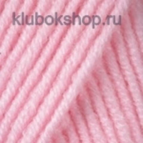 YarnArt Merino De Luxe 50 Светло-розовый 217 (упаковка 5 шт.)