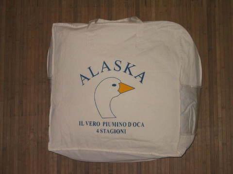 Элитное одеяло всесезонное 200х200 Alaska 4 сезона от Manifatture Lombarde
