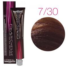 L'Oreal Professionnel Dia Richesse 7.30 (Интенсивно золотистый) - Краска для волос