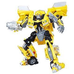 Робот - Трансформер Бамблби (Bumblebee) Делюкс - Studio Series 01, Hasbro
