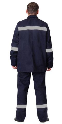 Костюм  куртка, брюки 100% х/б