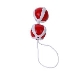 Вагинальные шарики со смещенным центром тяжести (3,8 см.; Вес 80 гр)