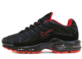 Кроссовки Женские Nike Air Max Plus (TN) Black Red