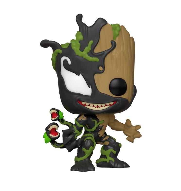 Фигурка Funko POP! Bobble: Marvel: Marvel Venom S3: Groot 46457