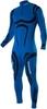 Лыжный раздельный гоночный комбинезон Noname Dragos (680082) синий фото