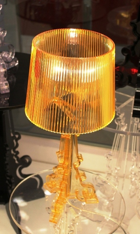 table lamp  Bourgie Table lamp by Kartell ( YELLOW )