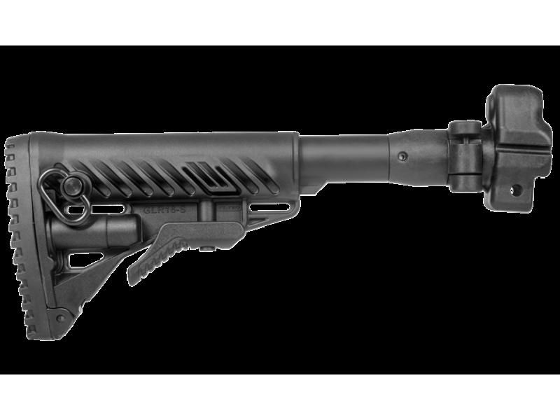 ПРИКЛАД ТЕЛЕСКОПИЧЕСКИЙ СКЛАДНОЙ ДЛЯ MP-5 FAB-DEFENSE M4-MP5-FK