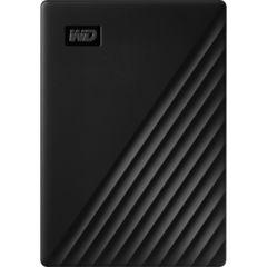 Жесткий диск внешний Western Digital 4TB My Passport (Черный) 2019 WD