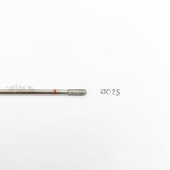 Цилиндр красный 025