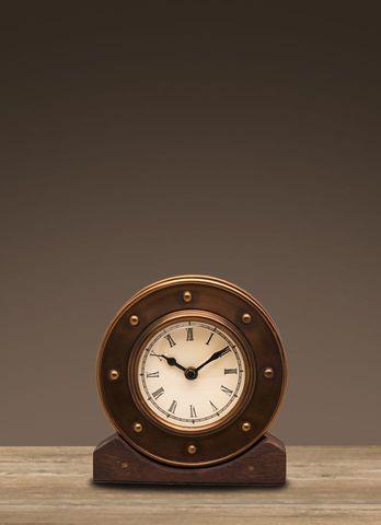 Часы настольные Restoration Hardware Алейн малые