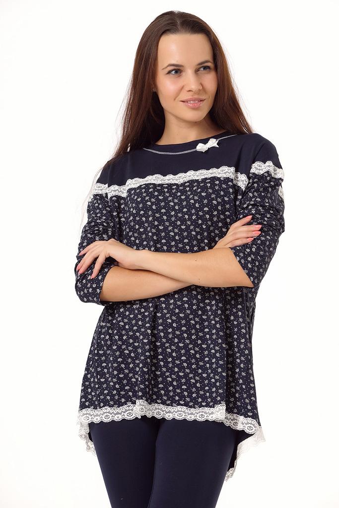 Стильный женский домашний костюм Rosapois (Домашние костюмы и пижамы)