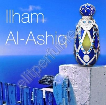 Ilham Al Aahiq Илхам Аль Ашик 20 мл арабские масляные духи от Халис Khalis Perfumes
