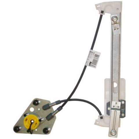 Электрический стеклоподъемник Фольксваген Поло 5 задний правый