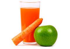 Сок свежевыжатый Яблоко-Морковь, 500мл
