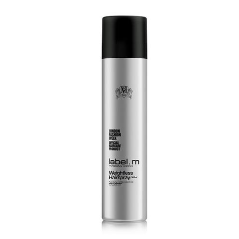 Лак для волос суперлёгкий Label.m Weightless Hairspray 300мл