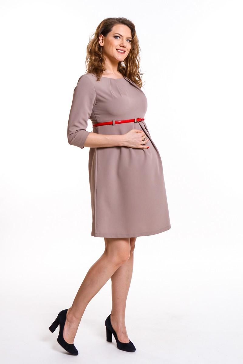 Платье 08292 светлый