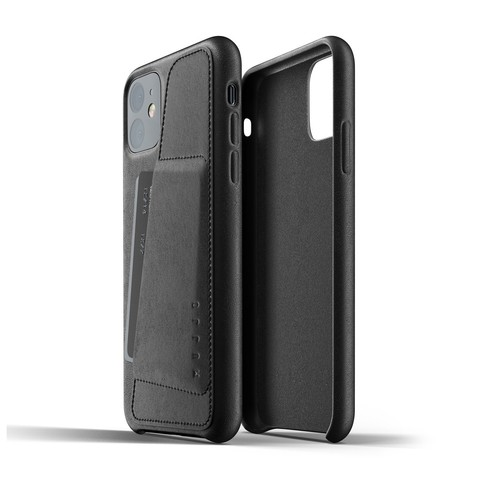 Чехол Mujjo iPhone 11 Leather Wallet Case